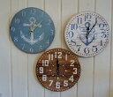 マリンクロック28.5cm 掛け時計