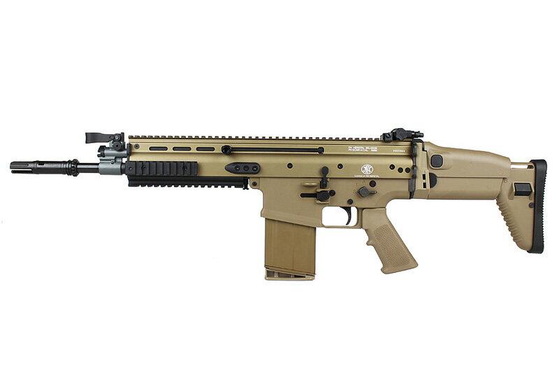【予約】【11月入荷予定】CyberGun/VFC FN SCAR-H GBB FDE (FN Licensed/JP Ver.)【只今、「FMA BRICK TARGET」プレゼント中!先着30名】【只今、商品合計8,000円(税抜)以上注文で、CYCバイオBB弾1袋プレゼント中!】