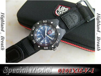 """Same day shipping""-""XM Version"" LUMINOX 0101XMSP-1-Special"
