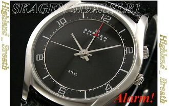 It is with SKAGEN 519XLSLB1/ alarm!