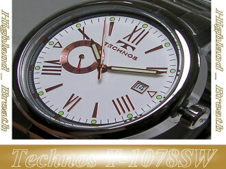 ★ genuine TECHNOS ( technos ) self-winding wristwatch ) T1078SW for men