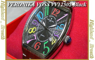 Veronica boss VERONIKA VOSS watch VV12502-BKCL