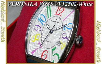 Veronica boss VERONIKA VOSS watch VV12502-WHCL