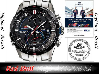 CASIO EDIFICE EQS-A 500RB-1 Casio edifice solar watches chronograph
