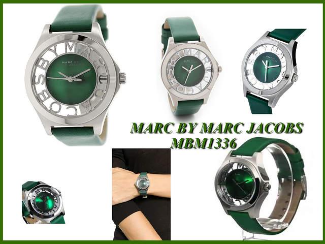 ≪即日発送≫女性用 腕時計:[MARC BY MARC JACOBS・マークバイマーク ジェイコブス 腕時計 ] MBM1336 レディース腕時計 ★marc by marc jacobs 時計 マークバイマークジェイコブス 時計 女性用 腕時計/MBM1336