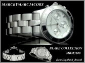 ≪即日発送≫[MARC BY MARC JACOBS・マークバイマーク ジェイコブス 腕時計] MBM3100 メンズ/レディース/男女兼用 腕時計 ユニセックス