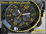 ≪即日発送≫[MARC BY MARC JACOBS・マークバイマーク ジェイコブス 腕時計] MBM5026 メンズ腕時計 クロノグラフ
