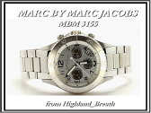 ≪即日発送≫[MARC BY MARC JACOBS・マークバイマーク ジェイコブス 腕時計] MBM3155 メンズ/レディース/男女兼用 腕時計 ユニセックス