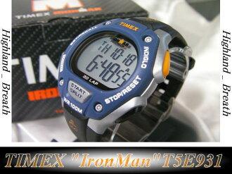 TIMEX Timex Ironman Triathlon ( Ironman Triathlon ) 30-lap Flix T5E931