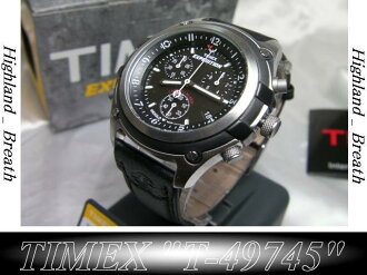 Watch Timex expedition TIMEX T49745 «alarm and chronograph»