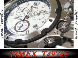 Watch Timex expedition TIMEX T49781 «chronograph»