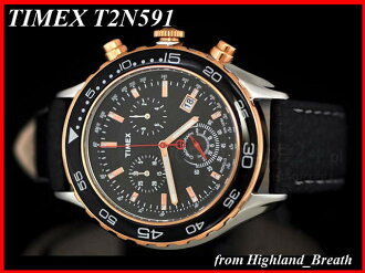 Timex Watch T series TIMEX シティフォーマル. T2N591 «chronograph»