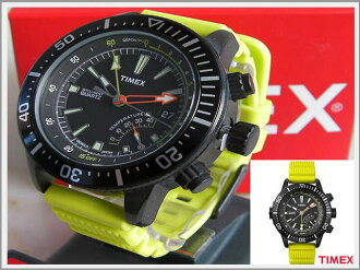 Depth, temperature, decompression function, TIMEX( Timex) watch divers / インテリジェントクオーツデプス T2N958