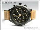 ≪即日発送≫男女共用●TIMEX 腕時計 タイメックス 腕時計 メンズ フライバック クロノグラフ T2N700レザーベルト