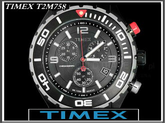 TIMEX watch Timex Watch T series TIMEX city sports T2M759 «chronograph»