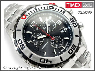 «Same day shipping» TIMEX watch Timex Watch city sports T2M759 «chronograph»