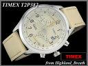 ≪即日発送≫●TIMEX 腕時計 タイメックス 腕時計 メンズ フライバック クロノグラフ T2P382レザーベルト