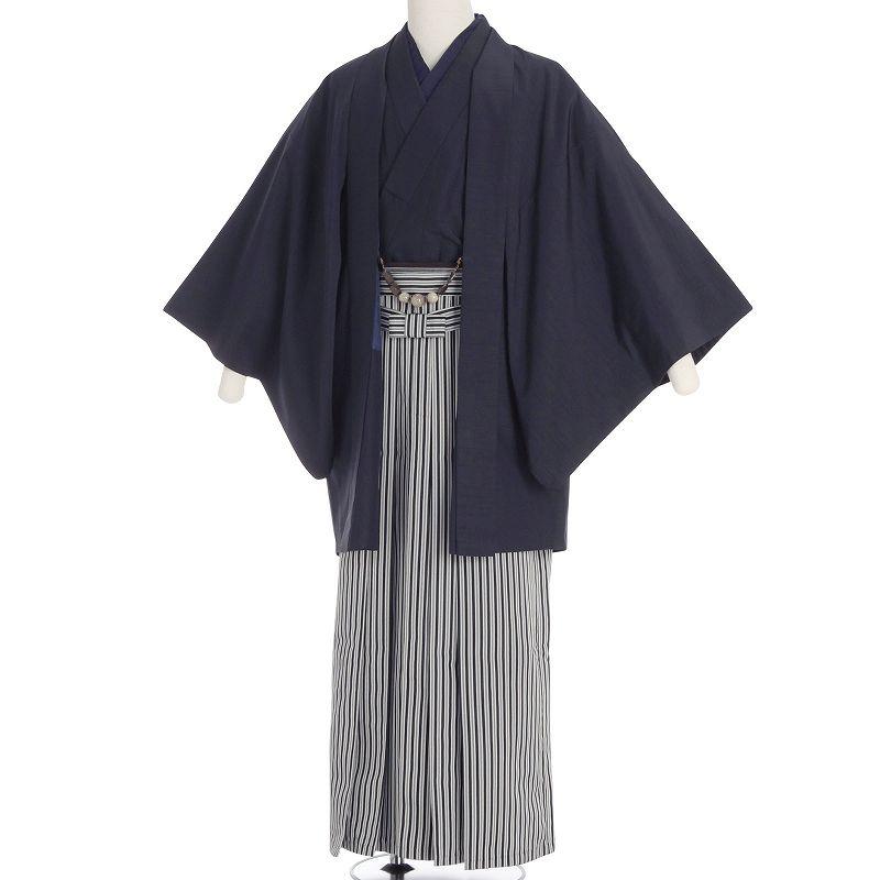 【レンタル】〔着物・羽織・袴 レンタル〕男物きも...の商品画像