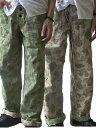 アメリカ海兵隊USMC M1942パンツ(ダックハンターカモ リバーシブル) 軍パン カーゴ ミリタリー