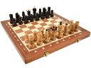 木と手作りの温もり寄木細工のポーランド製チェスセット:Cassiopeia(カシオペア)40.5cm×40.5cm 木製 chess駒盤 数量限定販売【楽ギフ_包装】