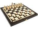 木と手作りの温もり木製チェス+チェッカーセット 35cm×35cm ポーランド製 chess & Checkers set駒盤 数量限定販売【楽ギフ_包装】