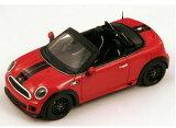 【店長おすすめ】 1/43 Mini Roadster 2012 Red 【スパーク】【9580006926494】(ミニカー)