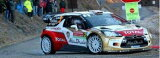 1/43 Citroen DS3 No.3 Citroen Total Abu Dhabi WRT - 3rd Rally Monte Carlo 2014【スパーク】【9580006937889】