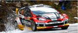 1/43 Ford Fiesta RS No.22 Slovakia World Rally Team Rally Monte Carlo 2014【スパーク】【9580006937964】