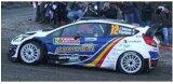 1/43 Ford Fiesta RS No.12 Delecour Francois Rally Monte Carlo 2014 【スパーク】【9580006937940】