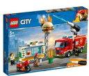 樂天商城 - レゴジャパン レゴ(R)シティ ハンバーガーショップの火事 60214 【LEGO/レゴ】【5702016369267】