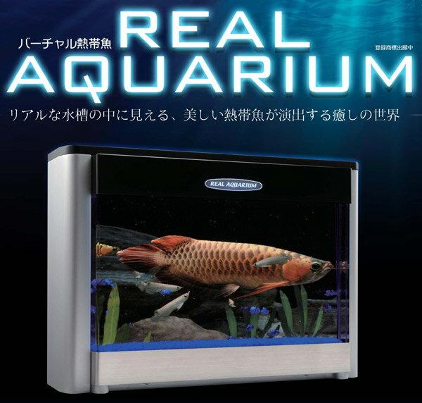 バーチャル熱帯魚 リアルアクエリアム【会場設営・...の商品画像