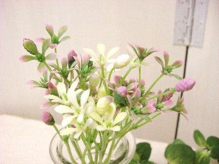 【ベビーフラワー3本セット(ラベンダー)】造花 可愛いお花