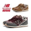 [25%OFF]ニューバランス [KV996]new balance スニーカー 靴 【ユースサイズ】【シューズ】キッズ