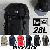 NEW ERA リュック ニューエラ Rucksack [28L] ラックサック バックパック バック バッグ デイパック 鞄 カバン newera bag [売れ筋] 銀5 10P18Jun16