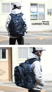 NEWERA���å��˥塼����CarrierPack[35L]����ꥢ�ѥå��Хå��ѥå��Хå��ǥ��ѥå��󥫥Х���å����å�newera[����]bag