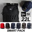 NEW ERA リュック ニューエラ SMART PACK [22L] スマートパック バックパック バッグ デイパック 鞄 カバン bag newera 銀5