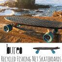 ミニクルーザー【BUREO/ブレオ】MINNOW Complete Cruiser Skateboard《WHEEL/BLUE》skate スケートボード コンプリート deck sk8