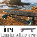 ミニクルーザー【BUREO/ブレオ】MINNOW Complete Cruiser Skateboard《WHEEL/VIOLET》skate スケートボード ...
