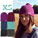 エックスエス XS ビーニー BEANIE ニットキャップ ニット帽 XS UNIFIED [メール便] [1115] 3tz2【SPS】