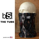 フェイスマスク スノーボード 防寒 [メール便対応] THE TUBE [BS70] [CARPET] Blackstrap ブラックストラップ 【MADE I...