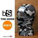Blackstrap / ブラックストラップ THE KIDS HOOD [BS61] [SNOW ISSUE] 【MADE IN USA】[メール便対応] ジ...