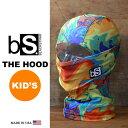 [メール便対応]《キッズ》THE KIDS HOOD [BS62] [TIE DYE]【Blackstrap / ブラックストラップ】【MADE IN USA】...
