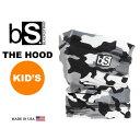 フェイスマスク スノーボード 防寒 [メール便対応]《キッズ》 THE KIDS TUBE [BS73] [SNOW ISSUE] Blackstrap ブラッ...