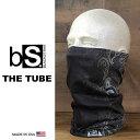 フェイスマスク スノーボード 防寒 [メール便対応]THE DAILY TUBE [BS45] [F.PAISLEY] Blackstrap ブラックストラップ...