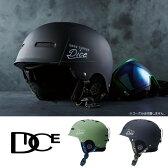 【53%OFF】DICE D5 HELMET [スノーヘルメット]ダイス SNOW HELMET スノボ メンズ レディース スノーゴーグル スノーボード スキー プロテクター 【17SP】 10P03Dec16