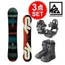 【K2 スノーボード 3点セット】16-17 スノーボード ...