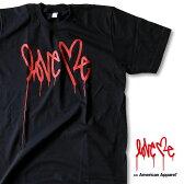 [メール便発送]アメリカンアパレル Tシャツ ラブミー Love me メンズ T-shirt[Black]アメアパ loveme Men's 10P06Aug16