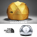 【予約】ノースフェイス テント ジオドーム4 [ NV21800] TENT GEODOME4 4人用ジオデシックドームテント