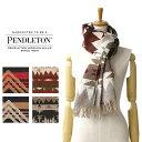 フリンジスカーフ【PENDLETON / ペンドルトン】スカーフ ギフトにもおすすめ Made in USA 米国製 19800212