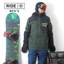 スノーボード ウェア メンズ ライド 上下セット RIDE ...